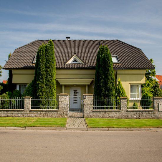 Rodinný dům Poštorná