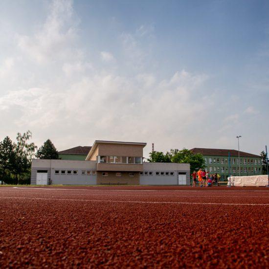 Sportovní areál ZŠ Slovácká Břeclav