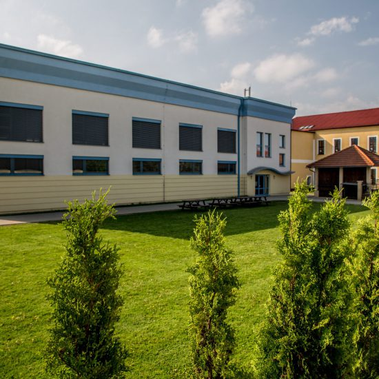 Víceúčelový sál při ZŠ Hruška